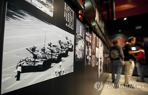 """톈안먼 유족 """"100주년 중국공산당, 책임 피할 수 없어"""""""
