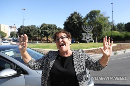 이스라엘 11대 대통령에 헤르조그…첫 부자 대통령(종합)