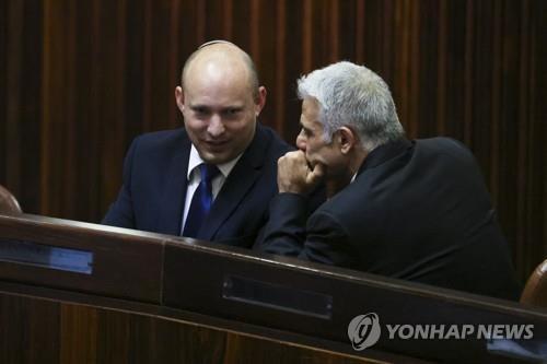 네타냐후 시대 막 내린다…반대블록 '무지개 연정' 타결(종합2보)