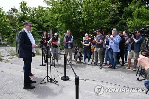 '친중' 헝가리에 '자유 홍콩길'·'위구르 순교자길' 등장