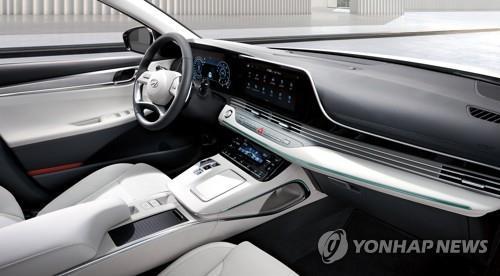 자동차, 휴식·업무 공간으로 변신…시트 기술 특허출원 활발