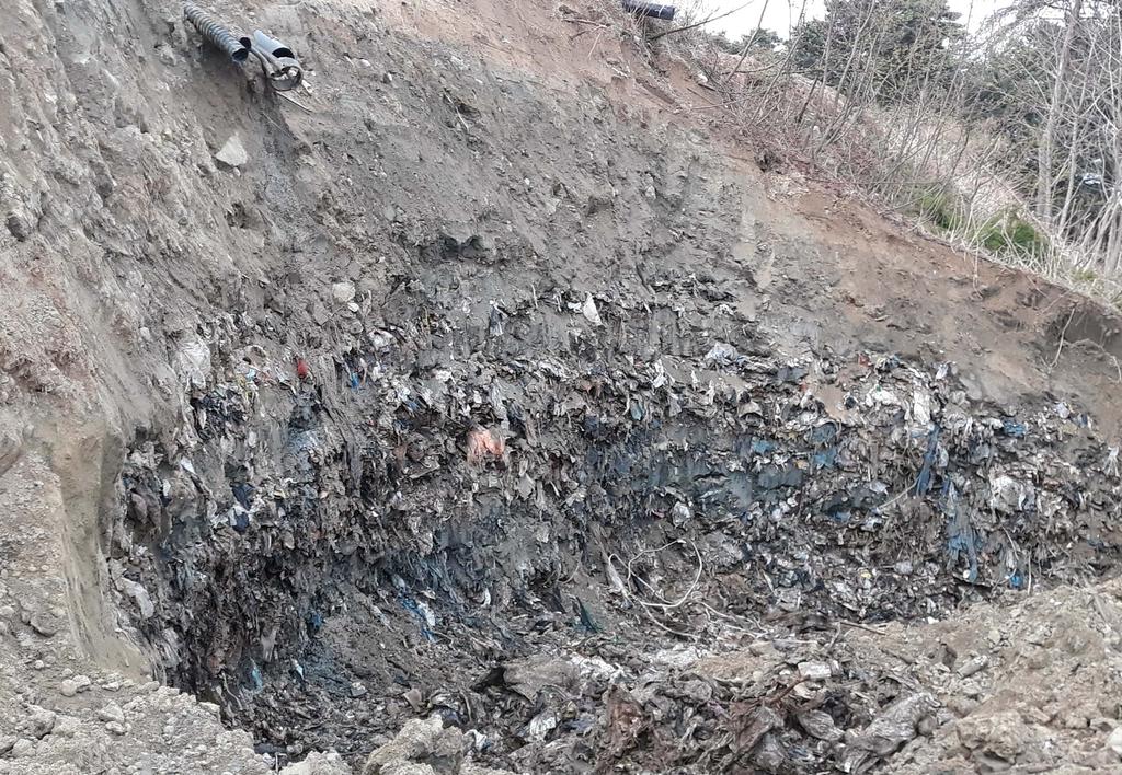 쓰레기 매립장에 테니스장 강행한 강릉시…실내구장 건립 무산