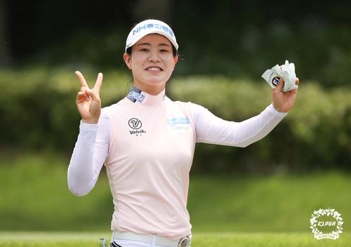 박민지, KLPGA 투어 시즌 9번째 대회에서 4승 달성(종합)