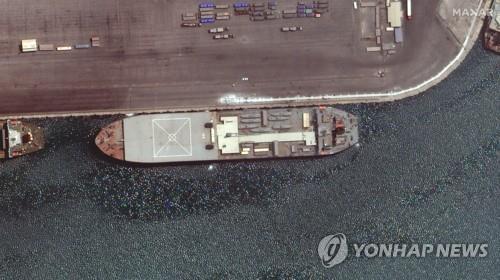 """이란군 """"군함 대서양 배치, 평화적 목적…국제 영향력 강화돼"""""""