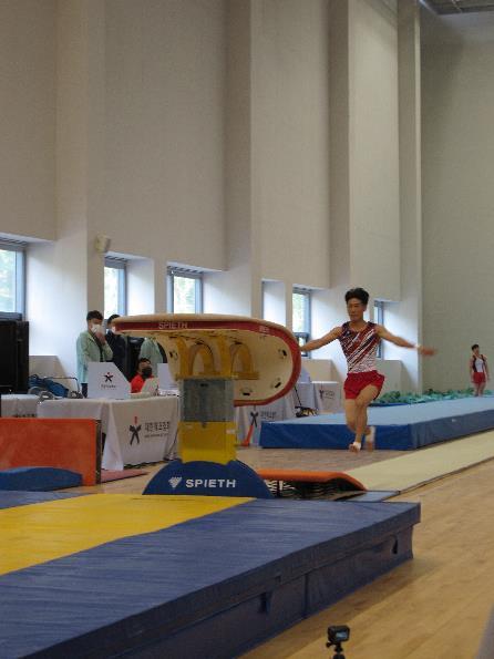 '19세' 류성현, 체조 선발전 1위로 도쿄올림픽 태극마크