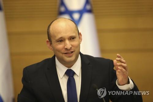 """이스라엘 신임 총리 베네트 """"이란 핵보유 용납 못해"""""""