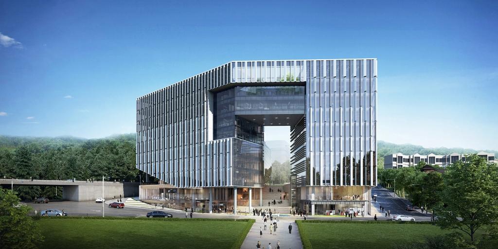 성남시, 판교제2테크노밸리 글로벌융합센터 입주기업 모집