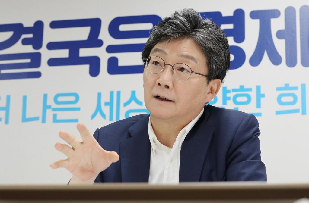 """[인터뷰] 유승민 """"경제대통령 되겠다…수도권에 민간개발 100만호"""""""