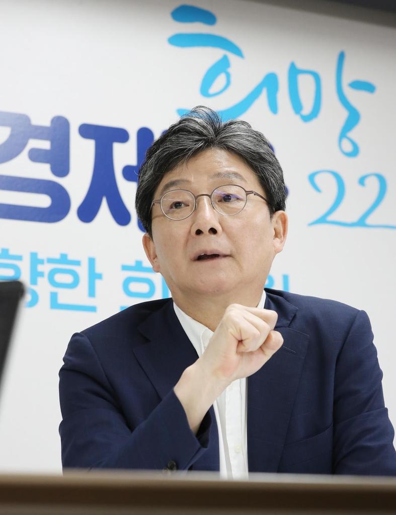 """[일문일답] 유승민 """"그 누구보다 朴 전 대통령에 안타까운 심정"""""""