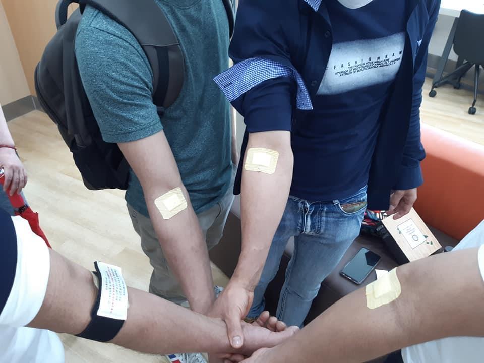 매주 일요일 수원역에서 미얀마 이주민들이 헌혈하는 이유