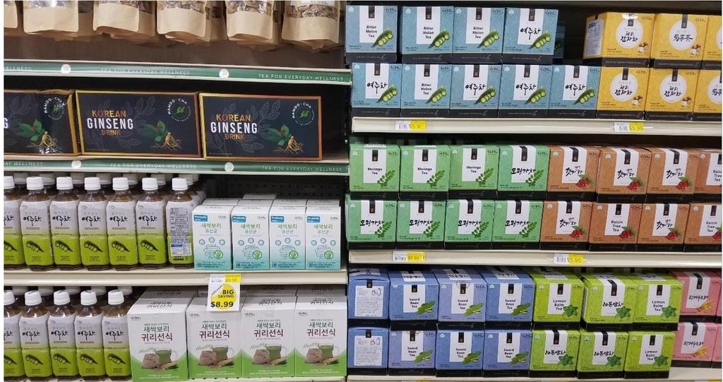 강진 쌀귀리 가공식품, 세계시장 본격 진출