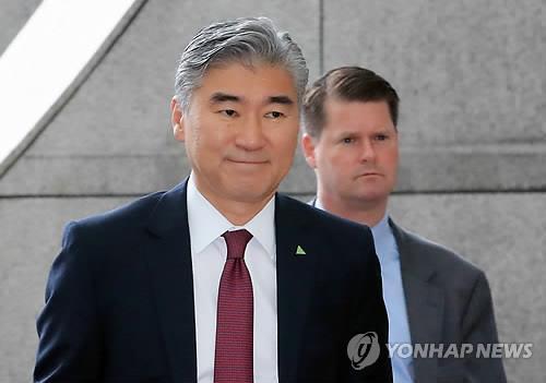 성 김 美대북특별대표 19∼23일 방한…대북 메시지 주목(종합)