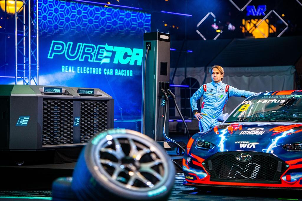 현대차, 전기차 모터스포츠 대회 출전…전동화 기술력 겨룬다