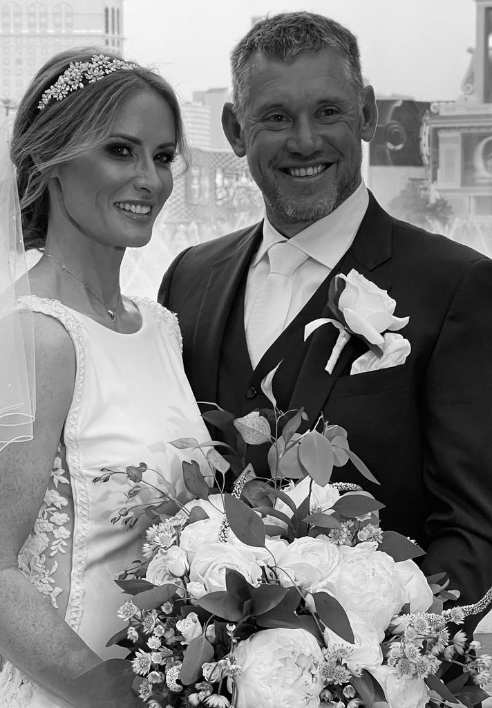 48세 웨스트우드, 지난주 결혼…아내 캐디와 메이저 첫 승 도전