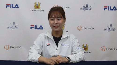 '얼마나 잘할지 지켜봐 주세요'…사격 대표팀 새내기들의 출사표(종합)