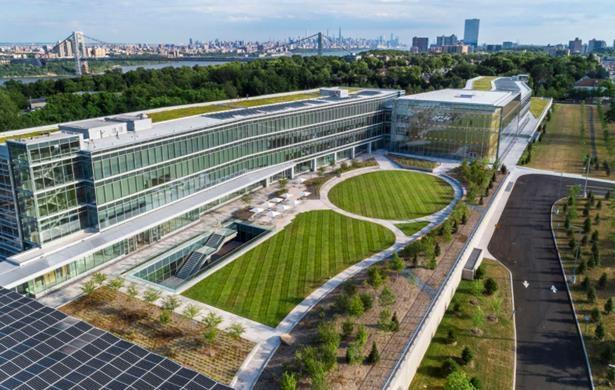 LG전자 북미법인 빌딩, '친환경 건물' 최고 등급 받아