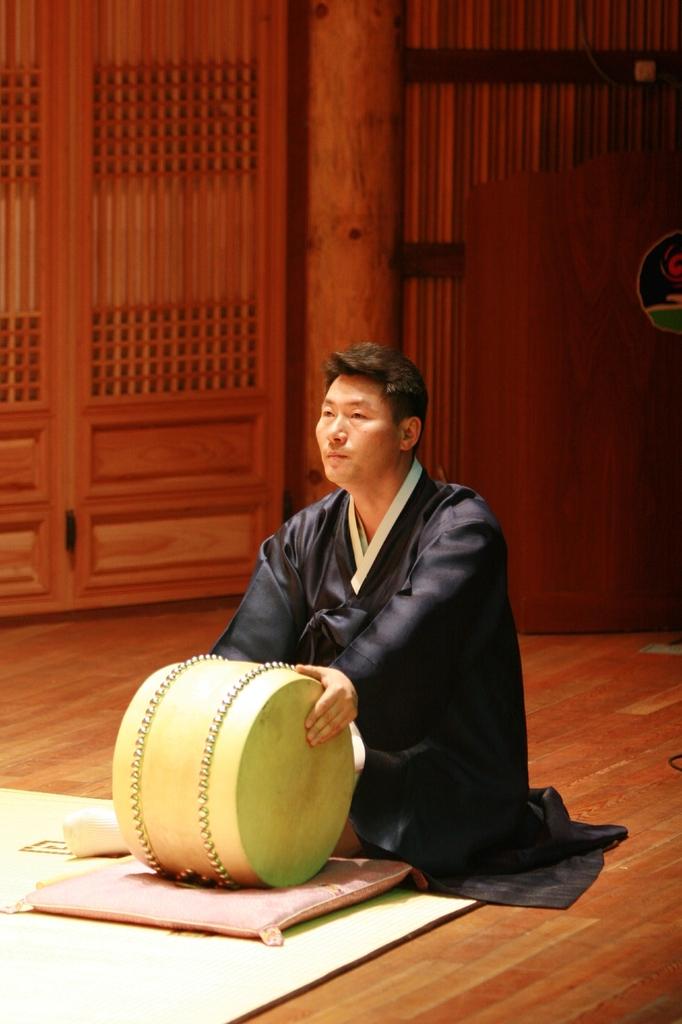 박시양, 국가무형문화재 판소리 고법 보유자로 인정 예고
