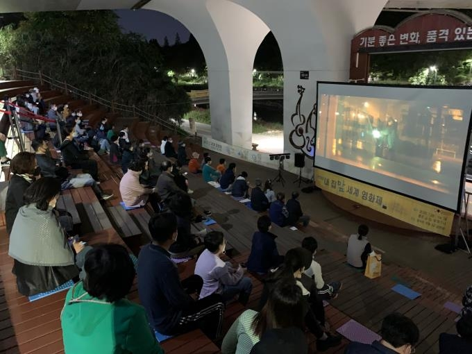 서울 강남구, 야외공연장에서 무료 영화 상영