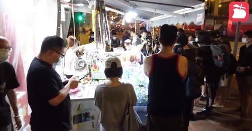 홍콩 반중매체 빈과일보 폐간 위기…독자들은 구매운동(종합)