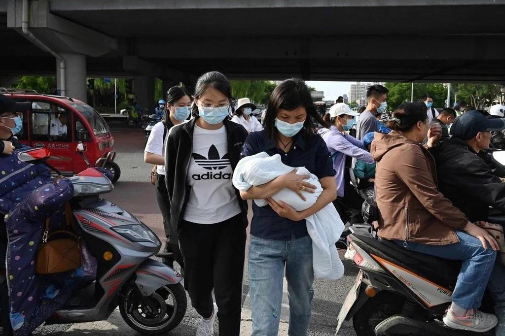 """""""중국 가임기 여성 불임 유병률 18%""""…출산장려 정책에 차질"""
