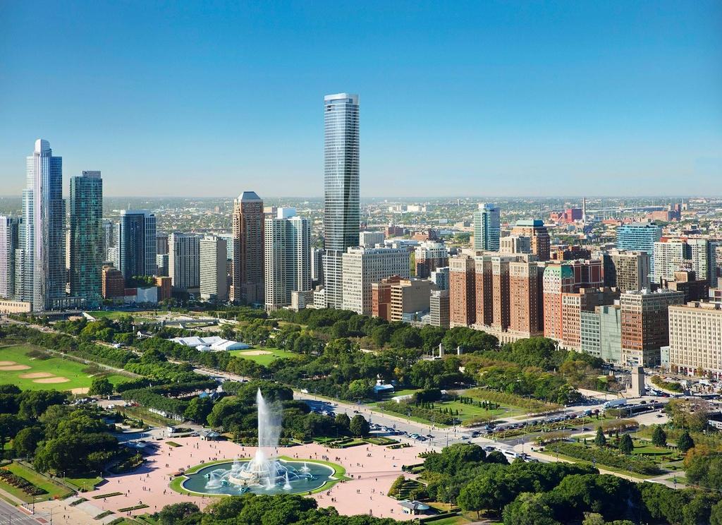 코로나로 좌초 위기 겪은 시카고 73층 빌딩 건설 재추진