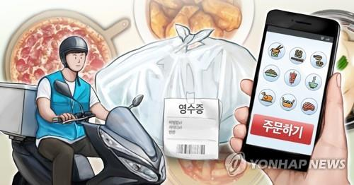 외식업체 5곳 중 1곳 배달앱 이용…배민 연매출 1조 돌파