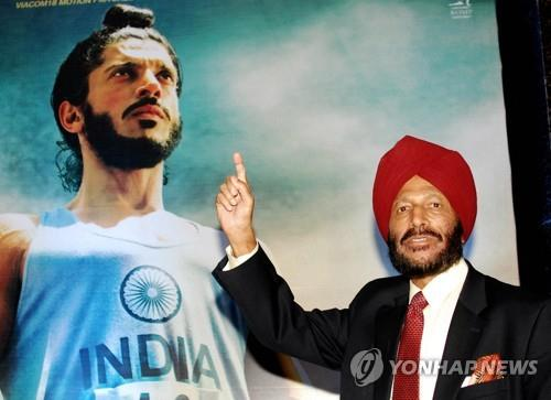 인도 '육상 영웅' 밀카 싱, 코로나19 감염으로 사망