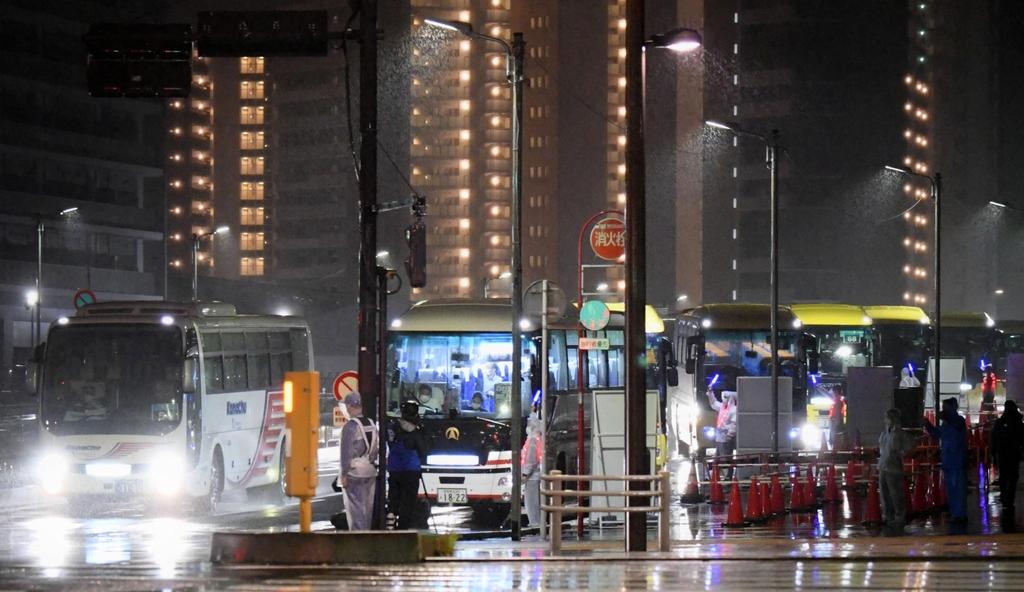 최대 1만8천여명 묵을 도쿄올림픽·패럴림픽 선수촌 공개