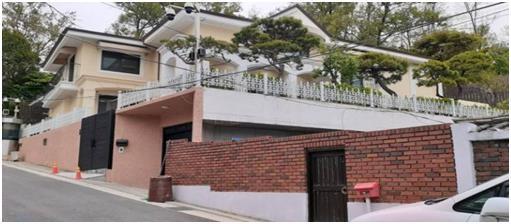 박근혜 내곡동 자택, 8월에 공매…감정가 31억6천만원