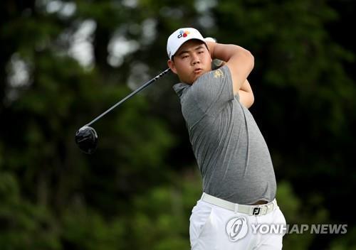 19세 김주형 돌풍, 내셔널 타이틀도 휩쓸까…한국오픈 24일 개막