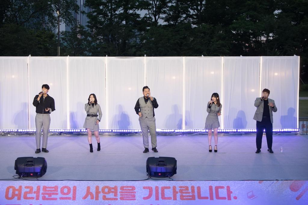 서울시, '찾아가는 공연' 연말까지 계속