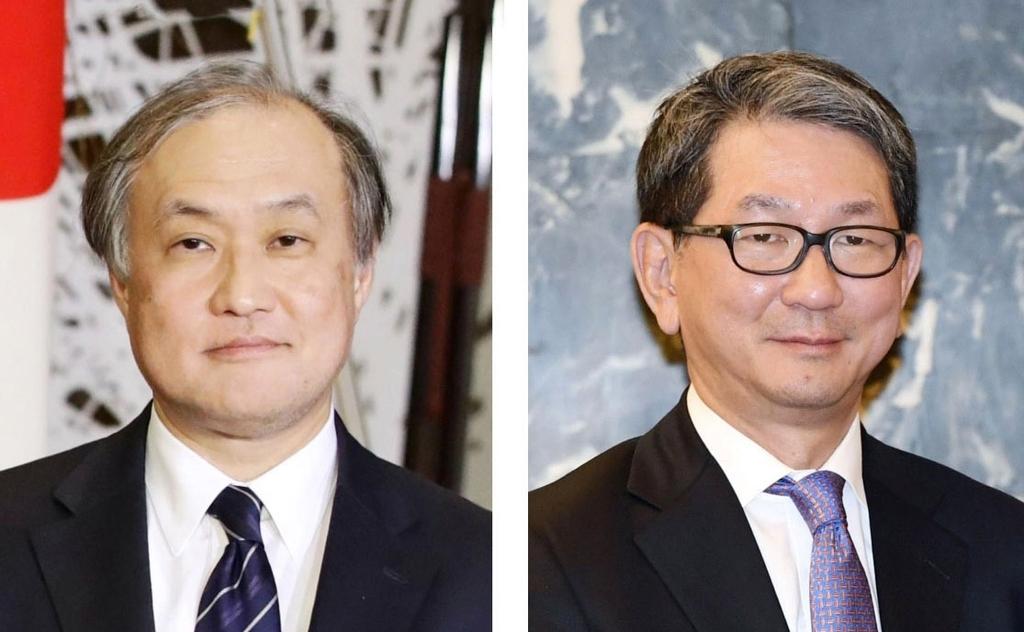 일본 외무성 사무차관에 '대미 협상의 달인' 모리 임명