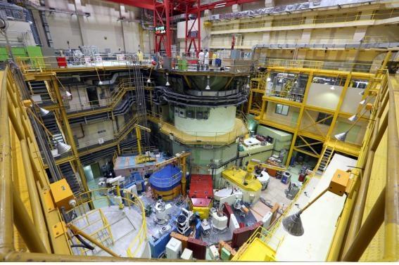 연구용 원자로 '하나로' 재가동…암 치료용 동위원소 생산