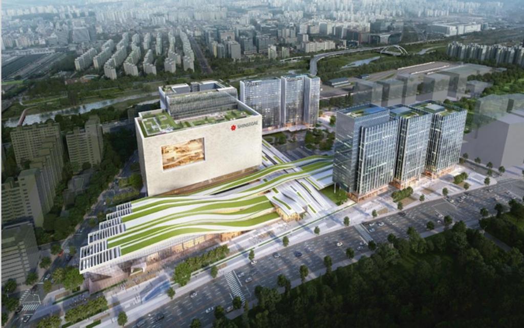수서역 복합환승센터 사업주관 후보자에 한화건설컨소시엄