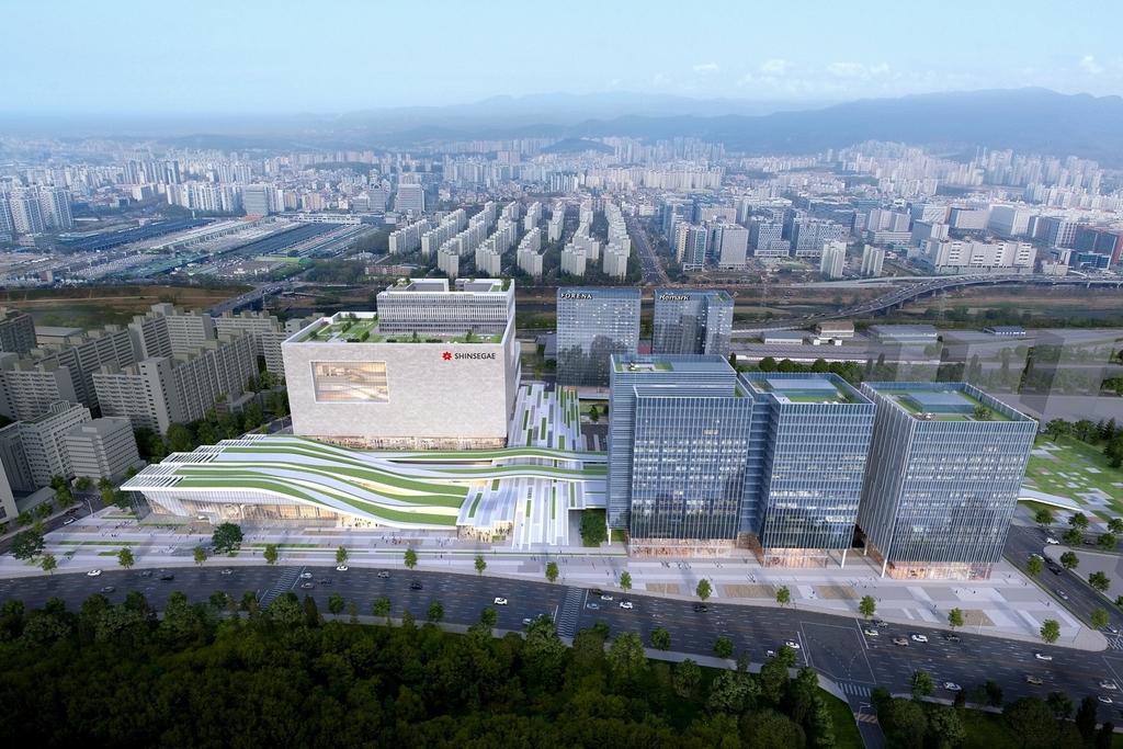 신세계백화점, 수서역에 '제2의 강남점' 만든다…2027년 개점