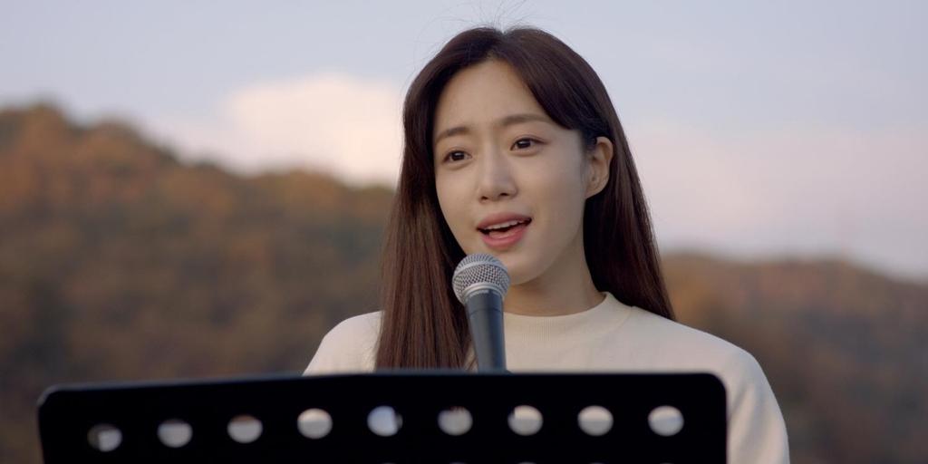 """영화 '아이윌송' 함은정 """"노래와 연기 다 보여줄 수 있어 행운"""""""