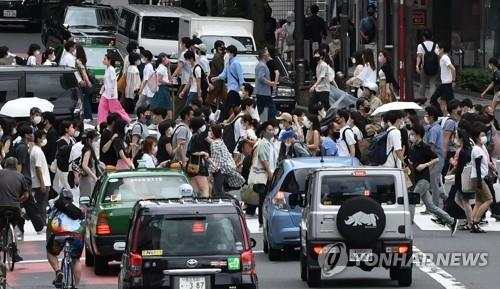 올림픽 다가오는데 도쿄 코로나 확산 빨라져…일주일새 25%↑