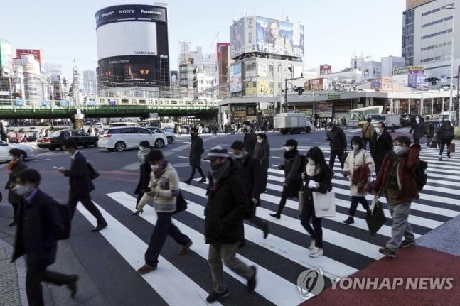 일본 증시 반등…1년만에 최대 상승폭