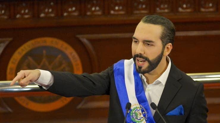 엘살바도르, 세계 최초 비트코인 법정통화로 인정…76% 찬성
