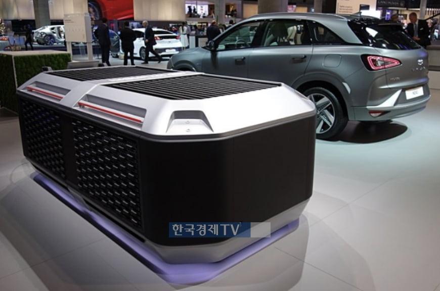 현대차 수소연료전지 브랜드, 모터스포츠 시장 진출