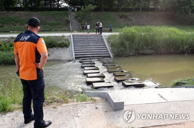 물놀이하던 초등생 참변…1명 사망·1명 위독