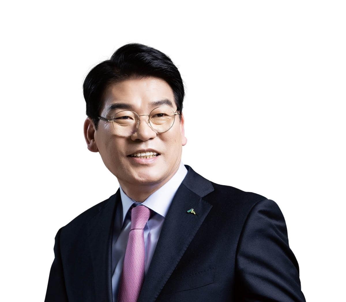 최창호 산림조합중앙회장, 박완주 의원 면담…공익형 임업직접지불제 필요성 강조
