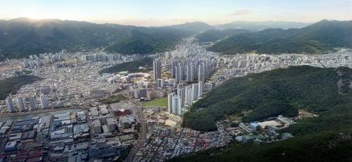 마산의 강남 양덕동에 선보이는 롯데캐슬 브랜트타운 `창원 롯데캐슬 센텀골드` 주목