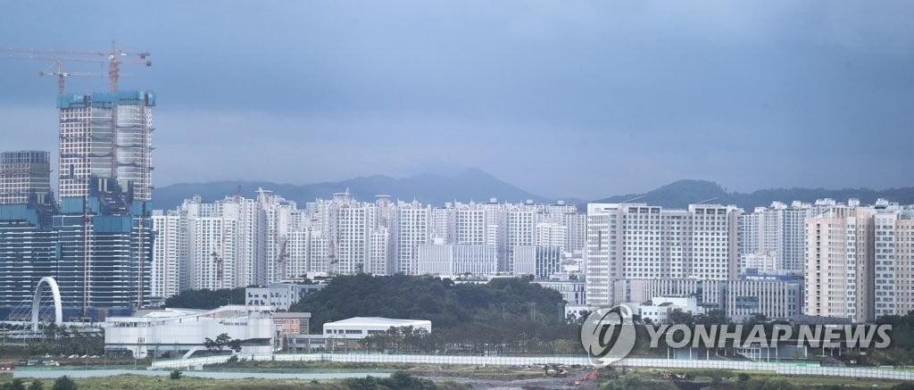 세종시 아파트 전세가, 경기도 넘었다…중위 3억4500만원