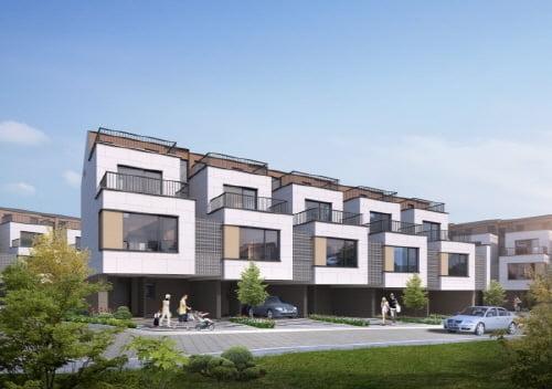 블록형 단독주택, `양주 옥정 라피네트 더테라스` 모델하우스 그랜드오픈 예정