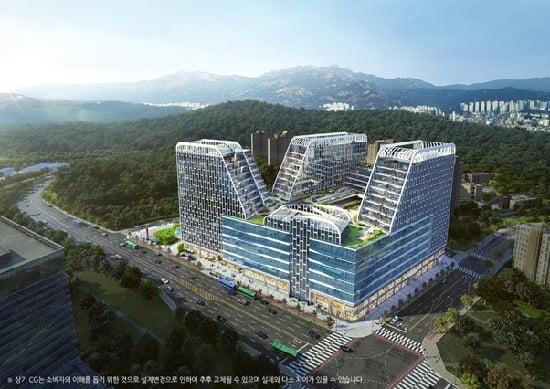 `여의도~마곡~상암` 비즈니스 벨트 `향동지구` 지식산업센터, 현대 테라타워 DMC 주목