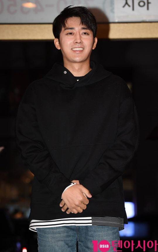 "YG ""손호준과 6월 말 전속계약 종료"" 재계약 않고 이별 [공식]"