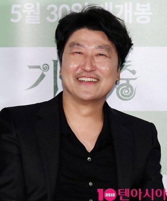 배우 송강호 / 사진=텐아시아DB