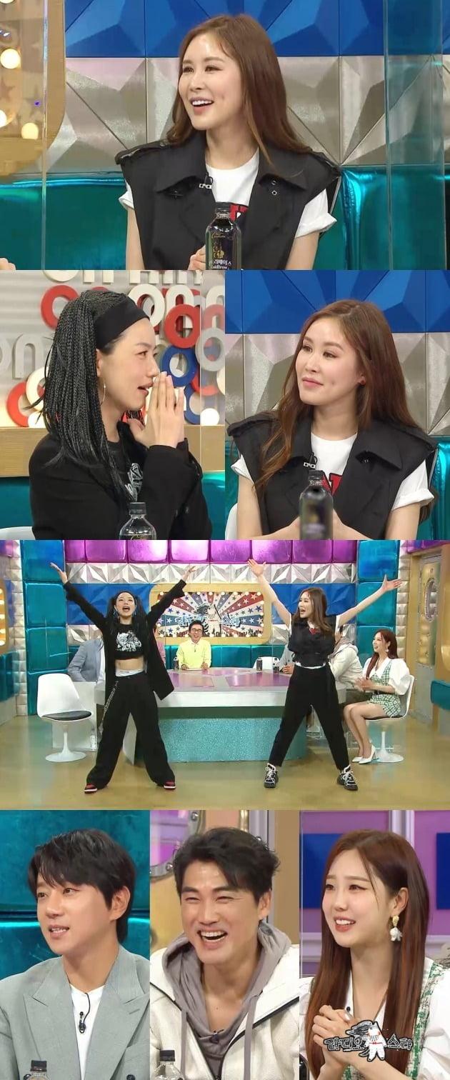 '라디오스타'에 채리나, 황치열, 홍성흔, 김가영이 출연한다. / 사진제공=MBC