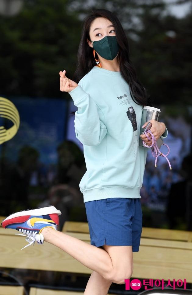 [TEN 포토] 최여진 '이보다 깜찍할 순 없어~'